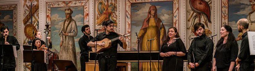 Seconda Prat!ca met muziek uit de Nieuwe Wereld in Paaskerk