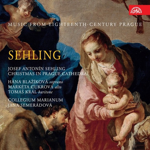 Sehling: Christmas in Prague Cathedral