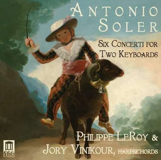 Soler : Six Concerti for Two Keyboards