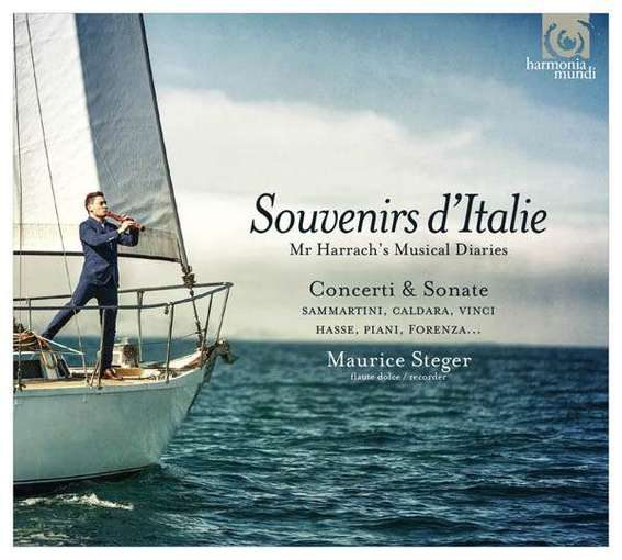 Souvenirs d'Italie – Count Harrach's Musical Diaries