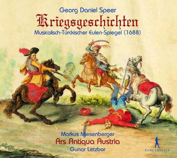 Speer: Kriegsgeschichten – 'Musicalisch-Türckischer Eulen-Spiegel' deel 1