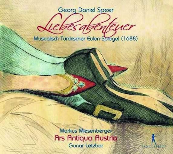 Speer: Liebesabenteuer – 'Musicalisch-Türckischer Eulen-Spiegel' deel 2