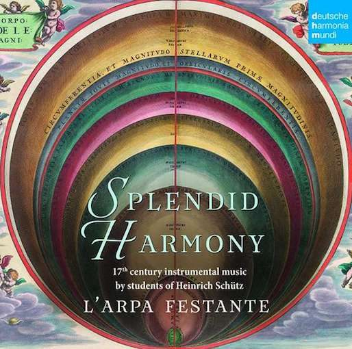 Splendid Harmony – Instrumental music by students of Schütz