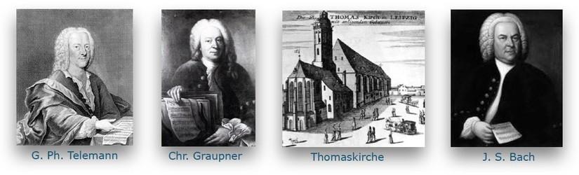 'Bach en zijn rivalen' het achtste prachtdocument van The Bach Players