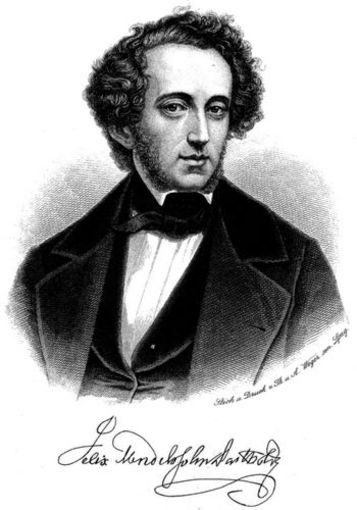 Aan de hand van Mendelssohn op stap in Schotland en Italië