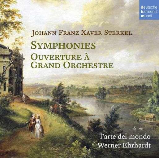 Sterkel: Symphonies Op. 35 nrs. 1 & 2, Ouverture à Grand Orchestre