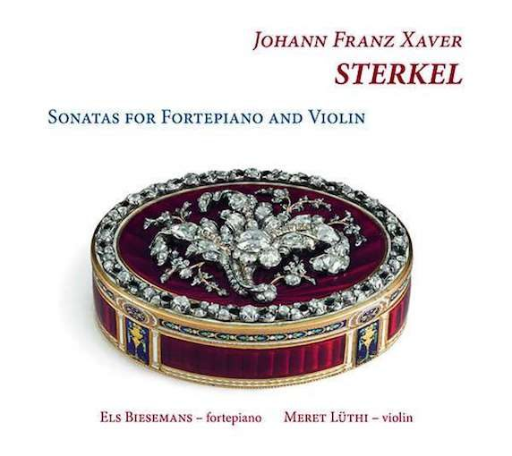 Sterkel: Sonatas for Fortepiano & Violin