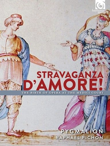 Stravaganza d'Amore! – The Birth of Opera at the Medici Court