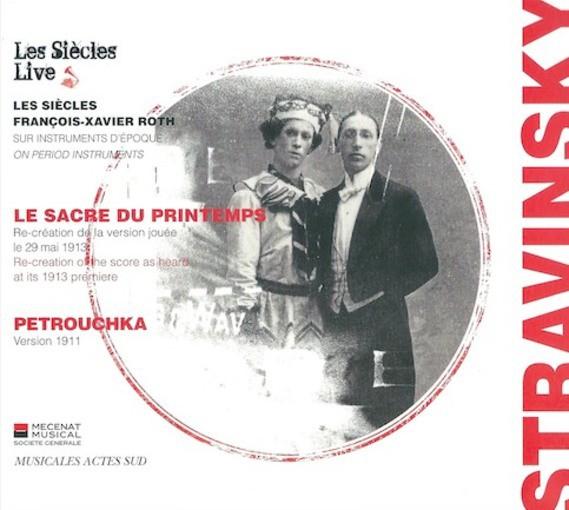 Strawinski: Le Sacre du Printemps & Petrouchka
