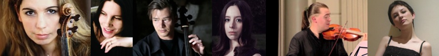 Stéphanie-Marie Degand - Violaine Cochard - Emmanuel Jacques - Maude Gratton - Dmitry Sinkovsky - Alexandra Koreneva