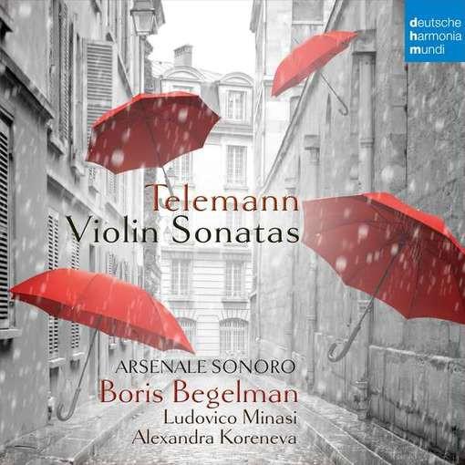 Telemann: Violin Sonatas