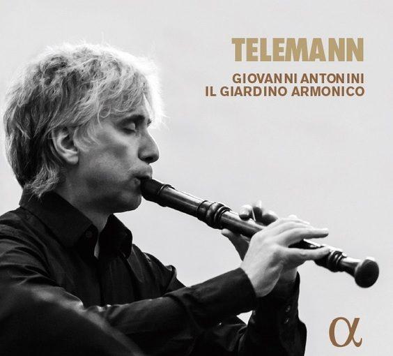 Telemann: Suite, Concerto's, Sonate