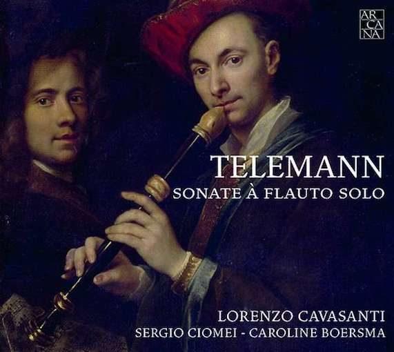 Telemann: Sonate à flauto solo