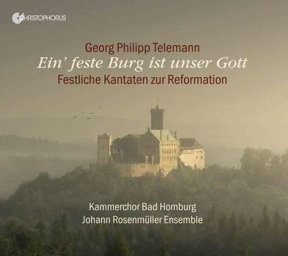 Telemann: Ein' feste Burg is unser Gott