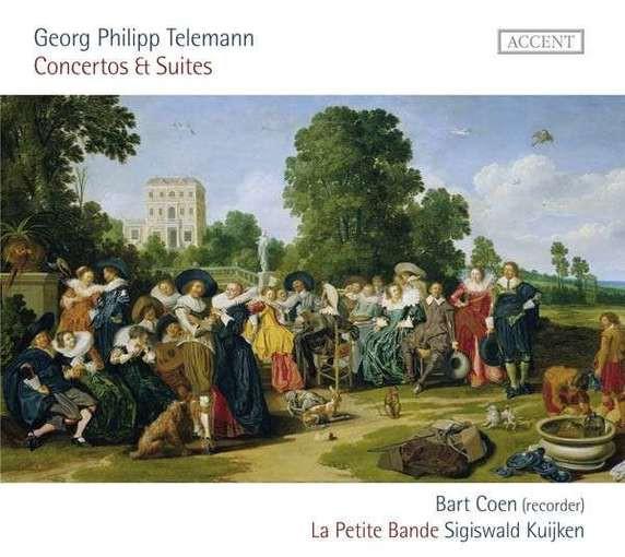 Telemann: Concertos & Suites