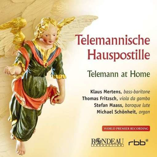 Telemannische Hauspostille – Telemann at Home