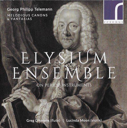 Telemann: Melodious Canons & Fantasias