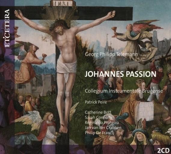 Telemann: Johannes Passion