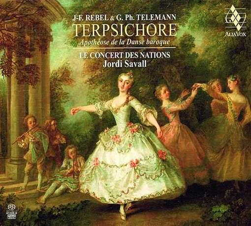 Rebel & Telemann: Terpsichore – Apothéose de la Danse baroque