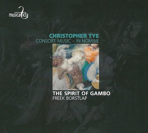 Tye: Consort Music – In Nomine