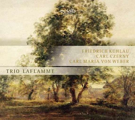 Kuhlau, Czerny & Weber: Trio's