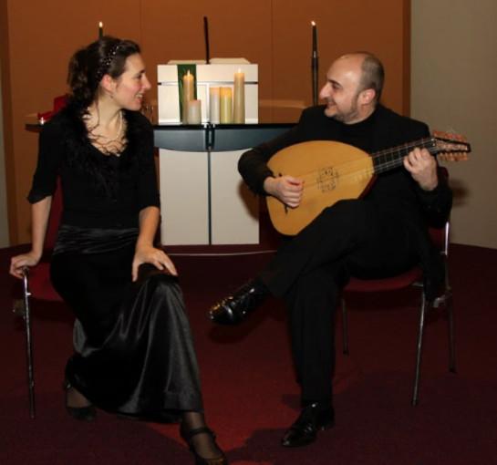 Valeria Mignaco en Alfonso Marin openen concertreeks 2010 – 2011