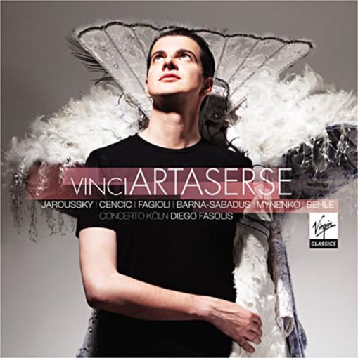 Vinci: Artaserse – Dramma per musica
