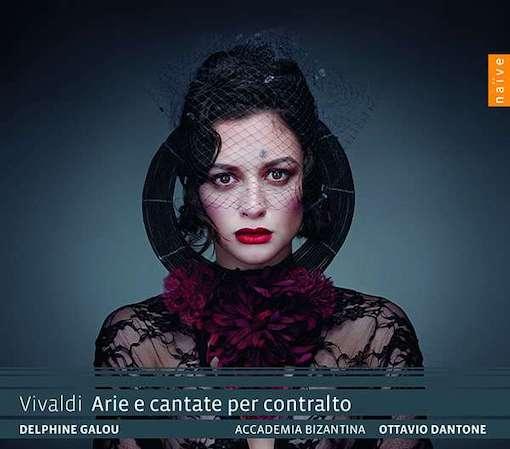 Vivaldi: Arie e cantate per contralto