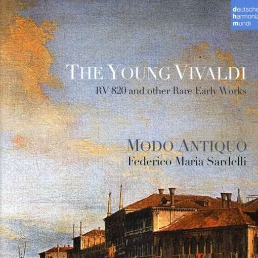 The Young Vivaldi – RV 820 and Other Rare Early Works