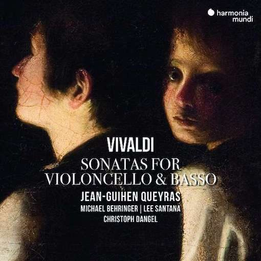 Vivaldi: Sonatas for Cello & B.c.