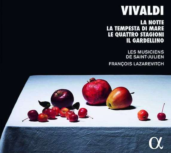 Vivaldi: Le Quattro Stagioni, La Notte, Il Gardellino, La Tempesta di Mare