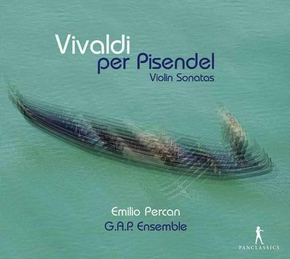 Vivaldi per Pisendel – Violin Sonatas