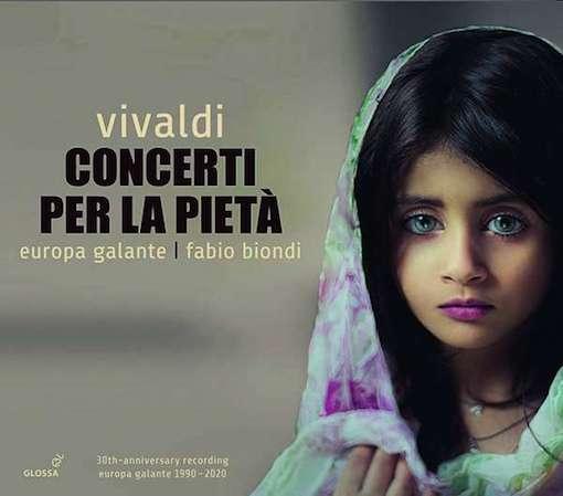 Vivaldi: Concerti per la pietà