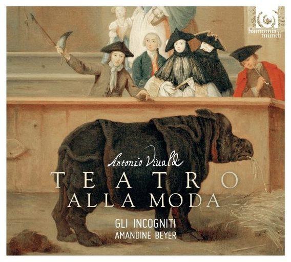 Vivaldi: Teatro Alla Moda – Violin Concertos