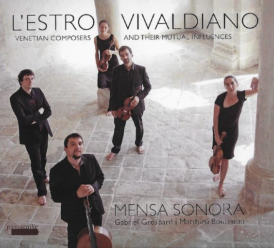 L'Estro Vivaldiano – Venetian Composers and Their Mutual Influences