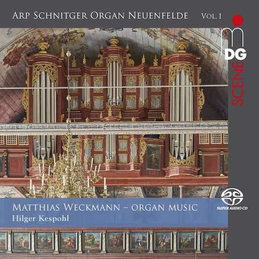 Weckmann: Organ music