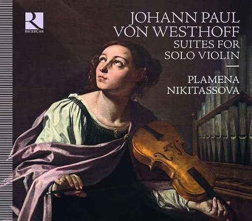 Westhoff: Suites for Solo Violin