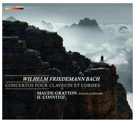 W.F. Bach: Concertos pour clavecin et cordes
