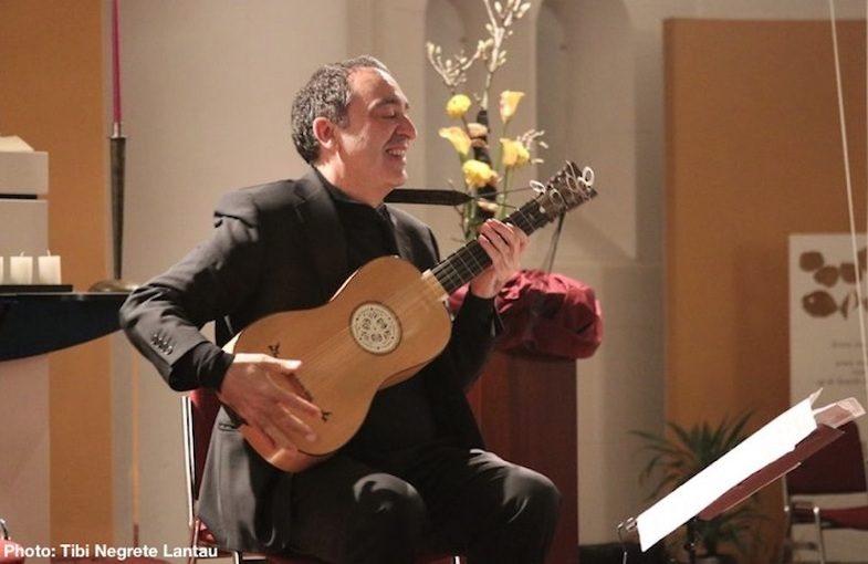 Xavier Díaz-Latorre: 'Fantasias & Danças del Siglo de Oro'