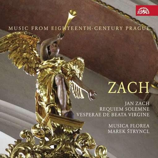 Zach: Requiem solemne, Vesperæ de Beata Virgine