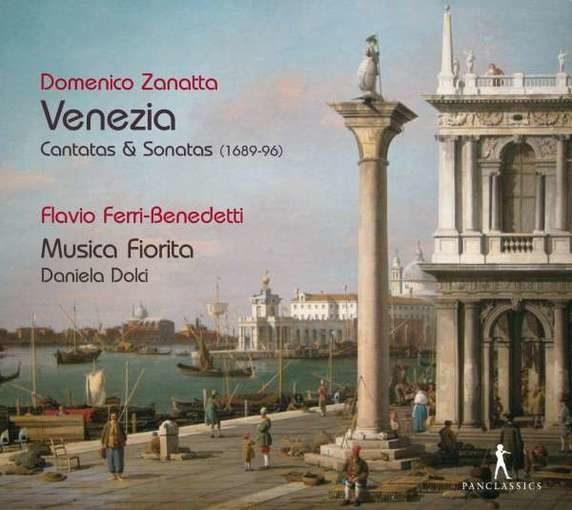 Zanatta: Venezia – Cantatas & Sonatas