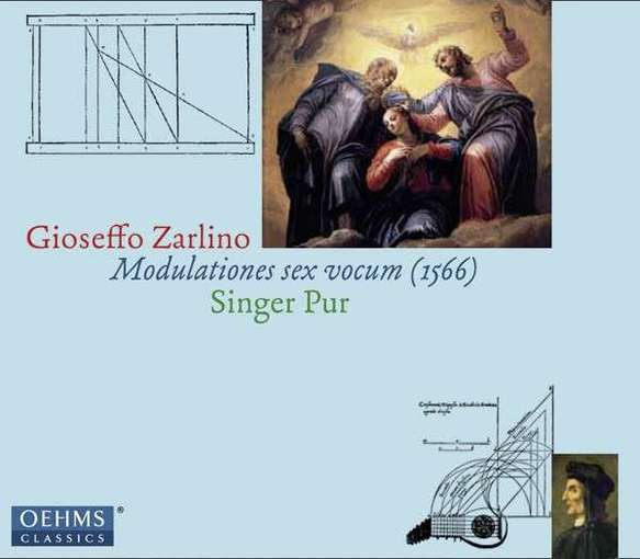 Zarlino: Modulationes sex vocum