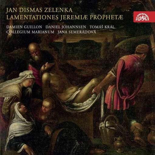 Zelenka: Lamentationes Jeremiae Prophetae