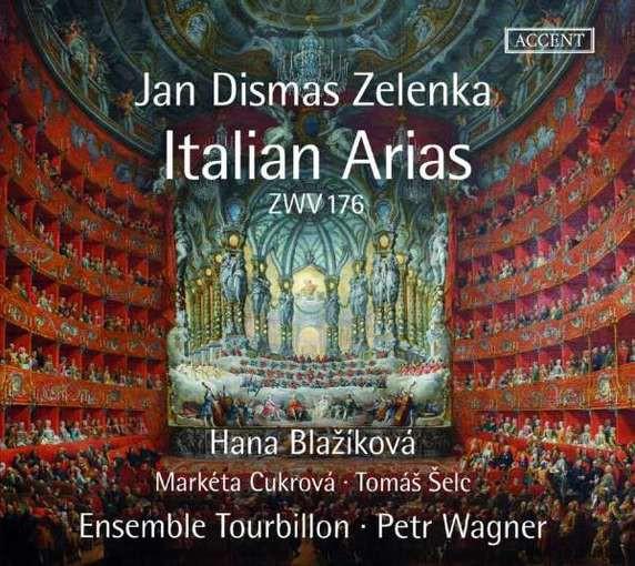 Zelenka: Italian Arias