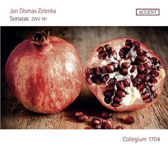 Zelenka: Sonatas ZWV 181