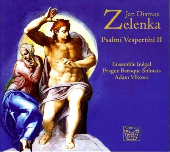 Zelenka: Psalmi Vespertini II