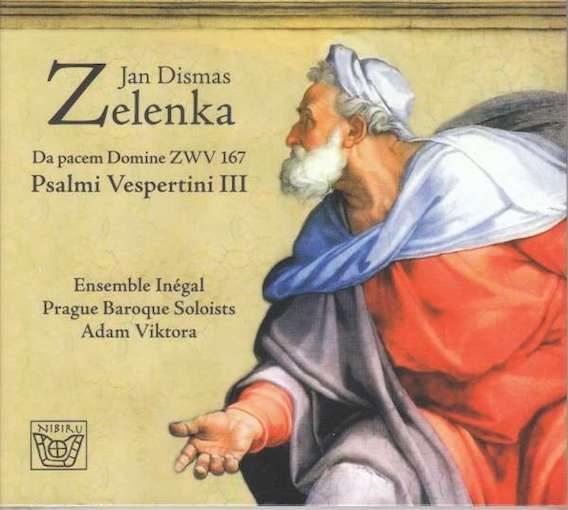 Zelenka: Psalmi Vespertini III