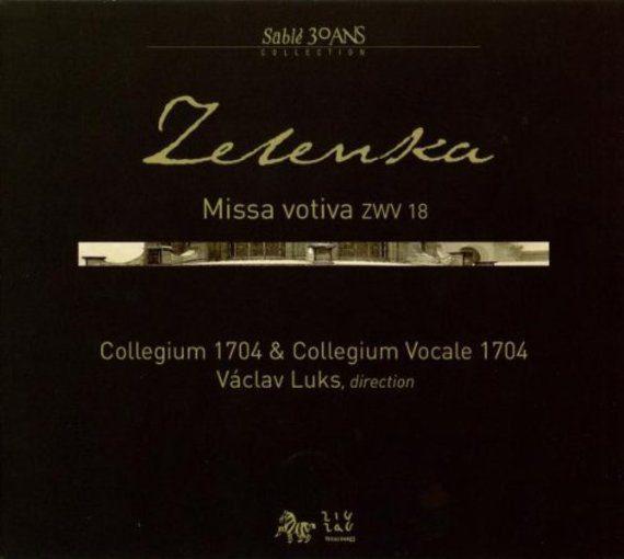 Zelenka: Missa votiva