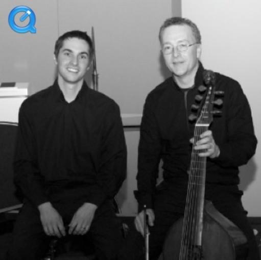 Martin Zeller & Julian Frey in Baarn